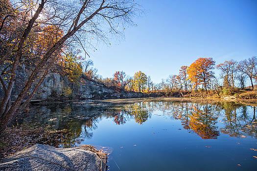 Quarry Fall by Alan Raasch