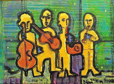 Quartet by Bruce McMillan