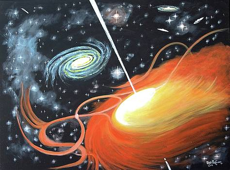 Quasar universe Giant by Bob Patterson