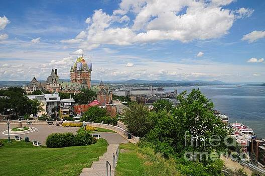 Quebec City landscape, Canada by Akshay Thaker-PhotOvation