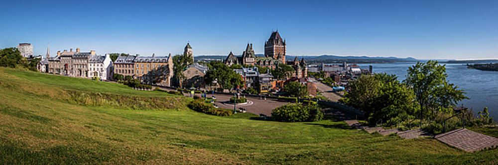 Chris Bordeleau - Quebec City Panorama
