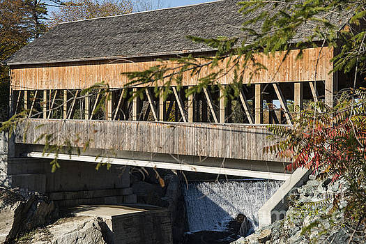 Bob Phillips - Quechee Covered Bridge