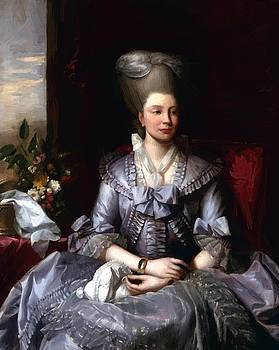West Benjamin - Queen Charlotte 1776
