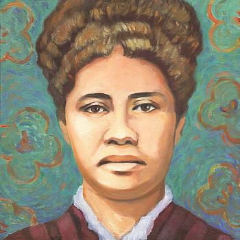 Queen Liliuokalani by Linda Ruiz-Lozito