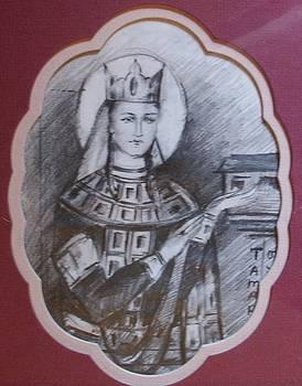 Queen of Georgia -Tamari by Khatuna Buzzell