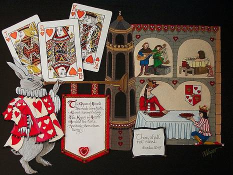 Queen of Hearts by Victoria Heryet