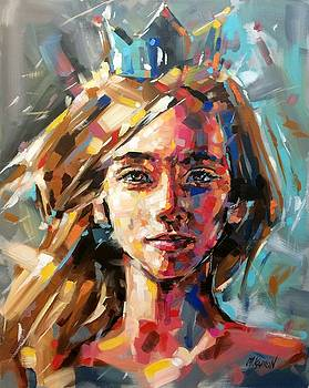 Queen Of Her World by Christine Karron