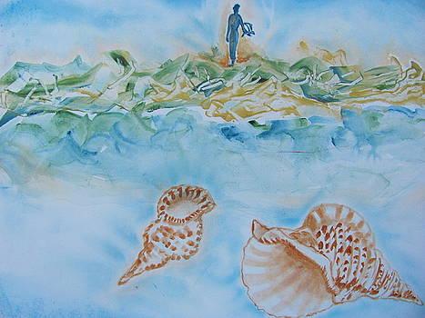 Queen of sea by Vlado Katkic
