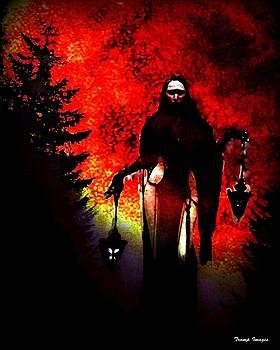 Queen of Shadows by Wesley Nesbitt