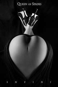 Queen of Spades by Dario Infini