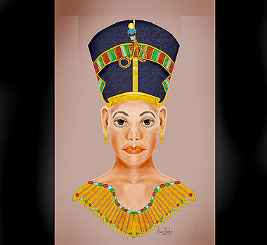Queen of the Nile by Anne Norskog
