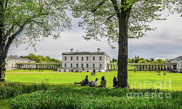Lexa Harpell - Queens House and Greenwich Park England