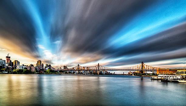Queensboro Bridge by Rafael Quirindongo