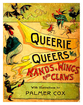 Peter Ogden - Queerie Queers with Hands Wings and Claws 1887
