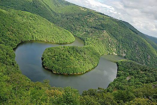 Sami Sarkis - Queille meander Sioule River