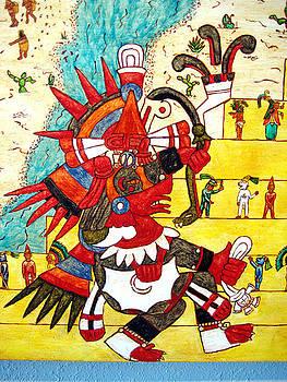 Quetzalcoatl by Vico