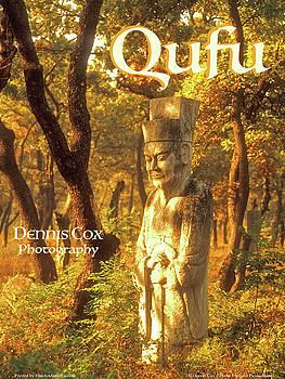 Dennis Cox Photo Explorer - Qufu Travel Poster