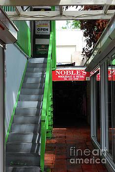 Gary Wonning - Quiet Alley