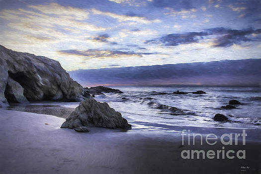 Quiet Cove by Bill Baer