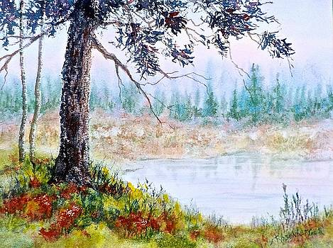 Quiet Inlet by Carolyn Rosenberger