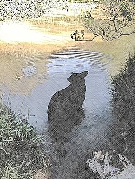 Quiet Moment by Sharon Green