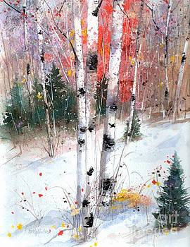 Quiet Morning by Diane Splinter