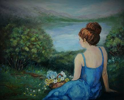 Quiet Reverie by Ruth Mabee