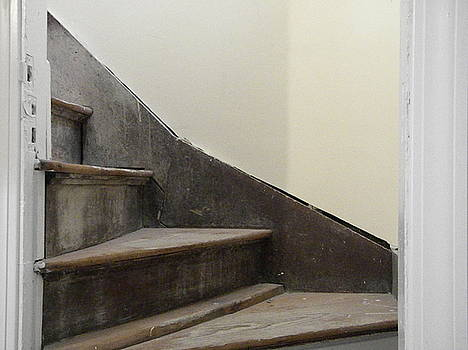 Quiet Stairs by Melissa Mendelson