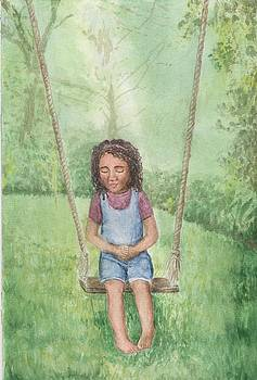 Quiet time by Sheila Preston-Ford