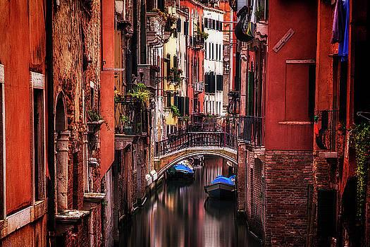 Quiet Venice by Andrew Soundarajan