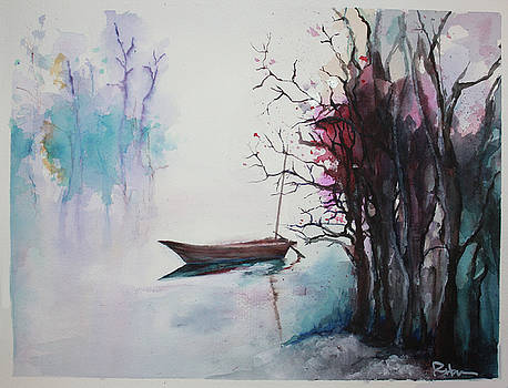 Quiet Waters by Rachel Hames