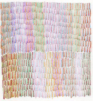 Quilt I by Irma   Ostroff