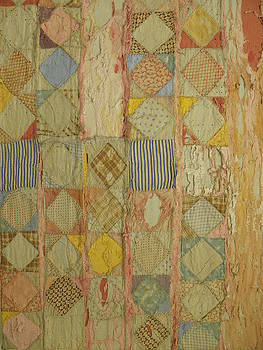 Quilt Restoration by Angie Runyan