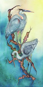 Quintana Blue by Cherie Nowlin McBride - Duckie