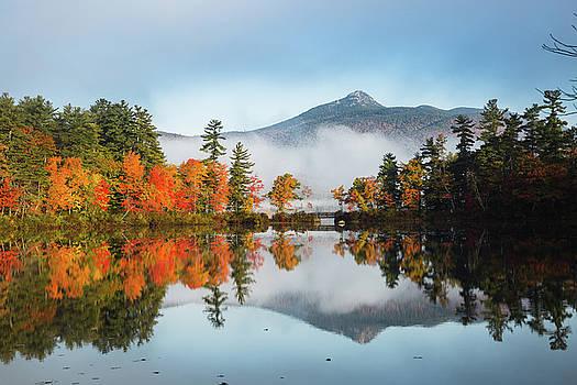 Mount Chocorua Fall Reflection by Robert Clifford