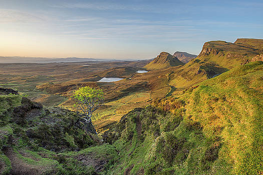 Quiraing 2 by Davorin Mance