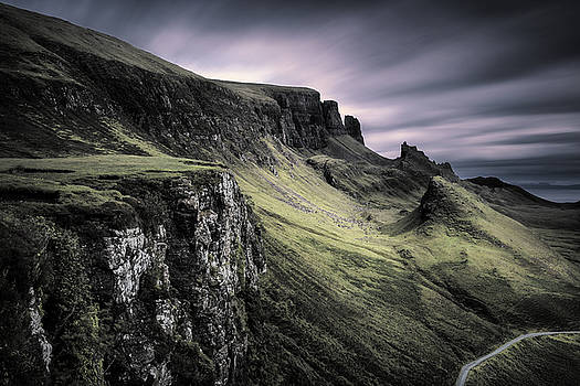 Quiraing by Dave Bowman