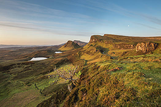 Quiraing by Davorin Mance