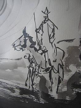 Quixote  by Raul Morales