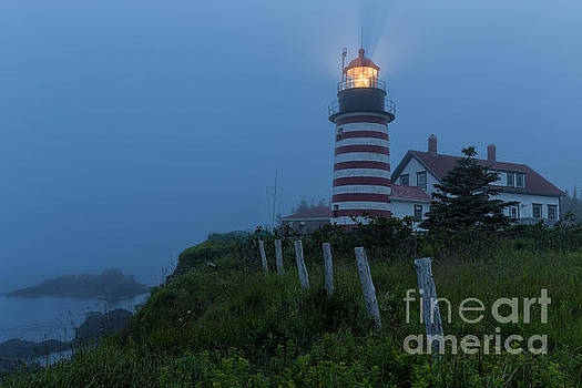 Joshua Clark - West Quoddy Head Light
