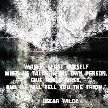 #quote #truth #oscarwilde by Michal Dunaj