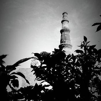 Qutab Minar It Is Among The Tallest And by Rajesh Yadav