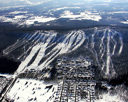 Bill Lang - R-021 Rib Mountain Wisconsin Winter