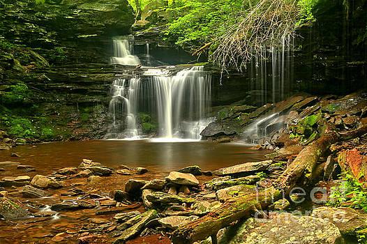 Adam Jewell - R B Ricketts Falls
