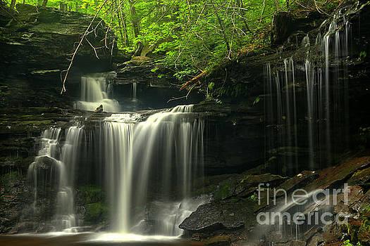 Adam Jewell - R B Ricketts Pennsylvania Falls