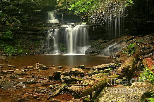 Adam Jewell - R B Ricketts Waterfall