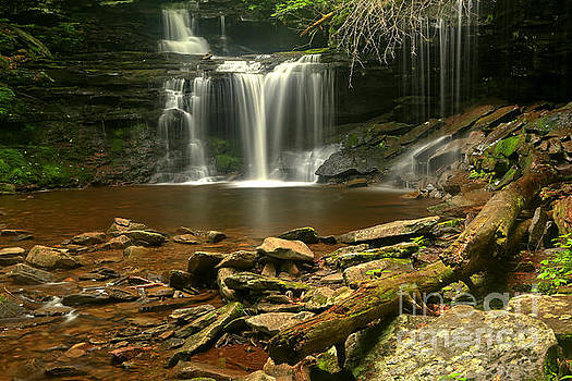 Adam Jewell - R B Ricketts Waterfall Canyon