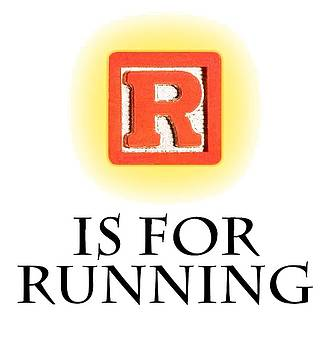 R is for Running by Ray Charbonneau
