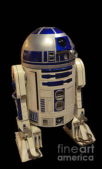 R2d2 by Frank Larkin
