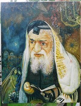 Rabbai by Michael Poulniy